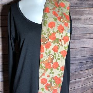 Disney Lularoe Bambi OS Leggings